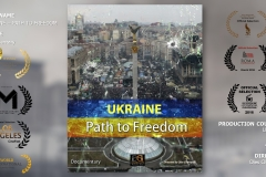 "Documentary ""Ukraine - Path to Freedom"""